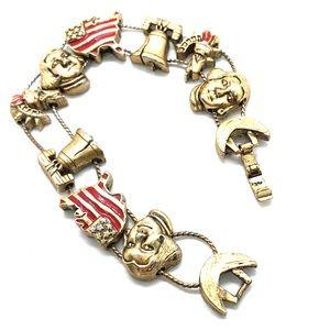 VTG Patriotic American Bracelet